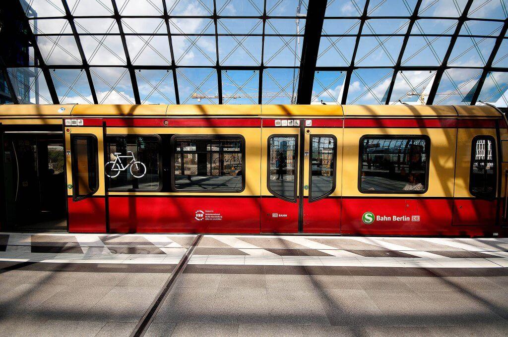 Các phương tiện công cộng tại Đức
