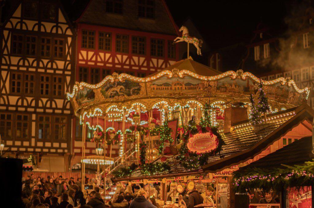 Giáng sinh ở Đức và mừng năm mới diễn ra như thế nào?
