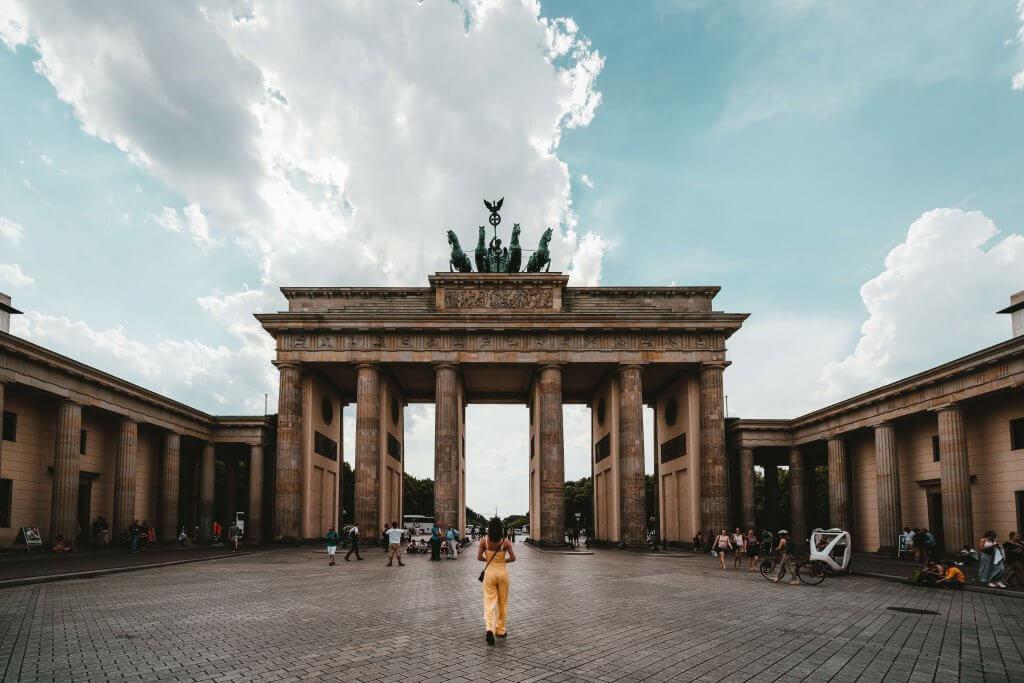 Thành phố Berlin – Thủ đô xanh sôi động