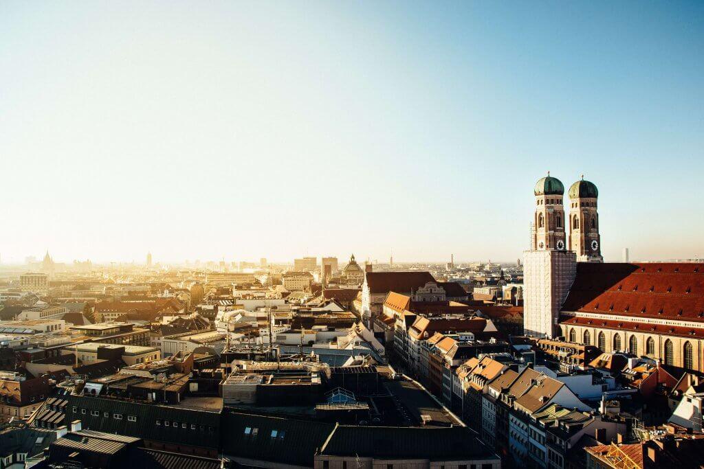 Thành phố München – Nơi sự hiện đại và nét truyền thống giao hòa