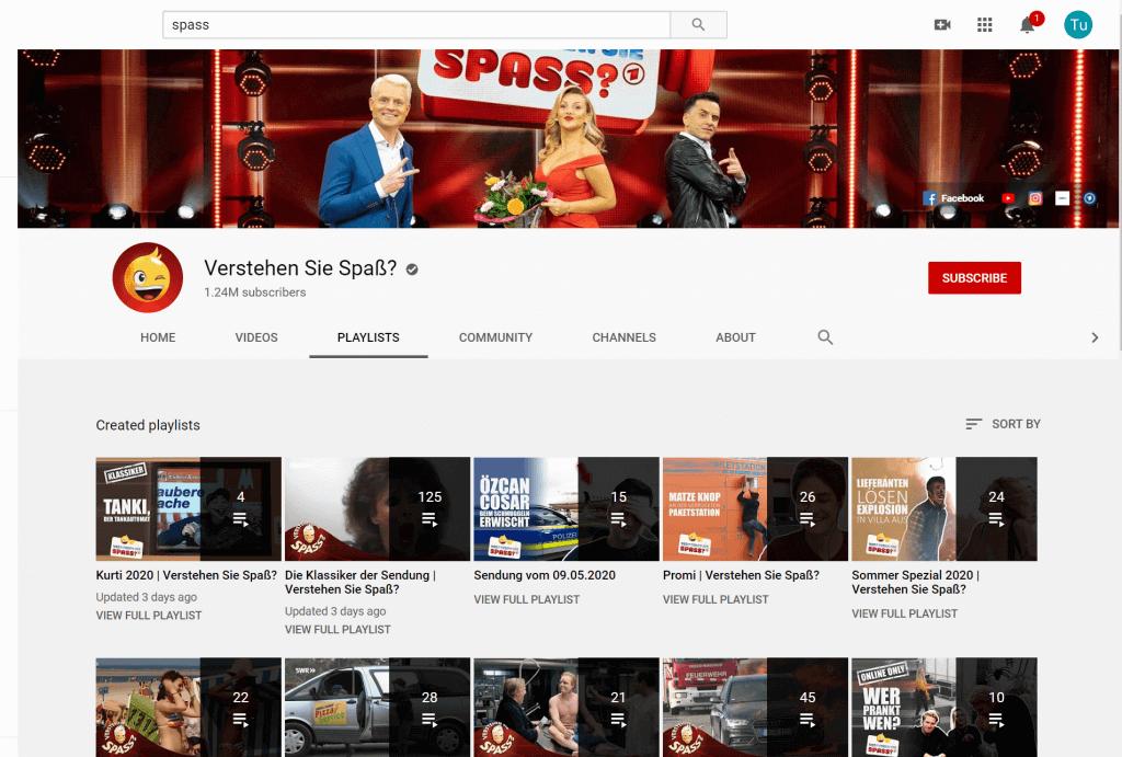 Top 5 kênh luyện nghe tiếng Đức hay 1