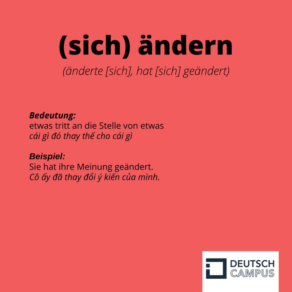 aendern